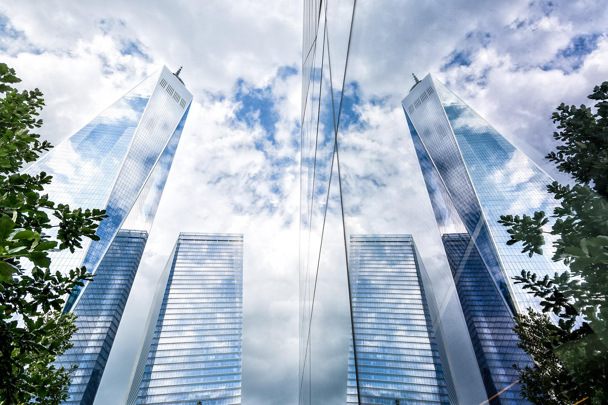 world trade center 11 september New York